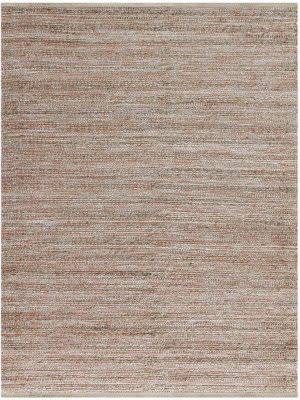 Ramerian Natale 300-NAT Orange Area Rug