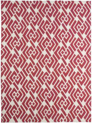 Ramerian Pietra 4900-PAZ Coral Pink Area Rug