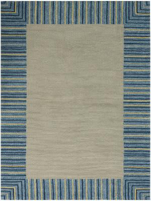 Ramerian Pietra 600-PAZ Blue Area Rug