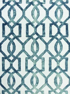 Ramerian Sherri 500-SHI White - Gray Area Rug