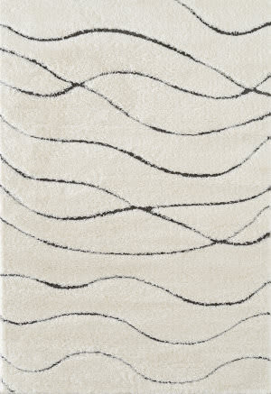 Ramerian Sirena 1200-SIR Cream Area Rug