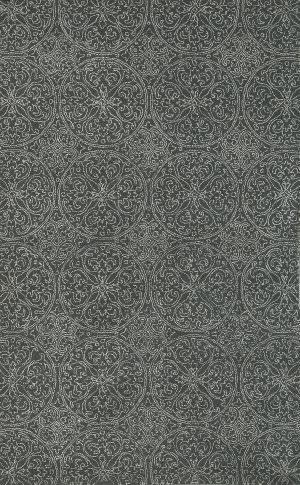 Ramerian Serene 3100-SND Dove Gray Area Rug