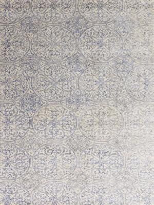 Ramerian Serene 3100-SND Ink Blue Area Rug