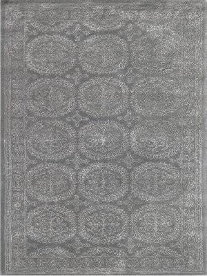 Ramerian Serene 5000-SND Dove Gray Area Rug
