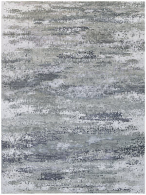 Ramerian Sydney 1100-SYN Light Gray Area Rug