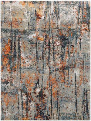 Ramerian Sydney 1500-SYN Stone Blue Area Rug
