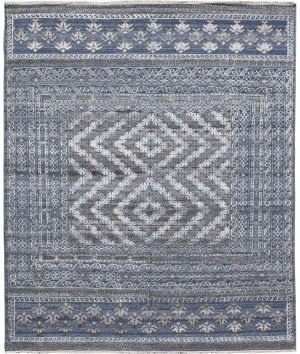 Ramerian Winslow Wns-5 Dark Blue Area Rug