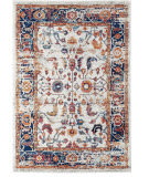 Ramerian Aleah 8400-ALX Orange Area Rug