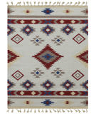 Ramerian Artifacts ARI-6 Red Area Rug