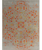 Ramerian Arthurine 300-ART Silver - Orange Area Rug