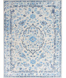 Ramerian Arthurine 500-ART White - Blue Area Rug