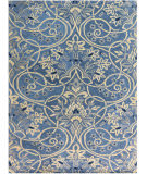 Ramerian Bolbe 200-BOM Denim Blue Area Rug