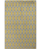 Ramerian Zada 1000-ZAR Yellow Area Rug