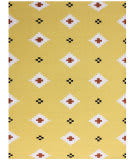 Ramerian Zada 2300-ZAR Yellow Area Rug