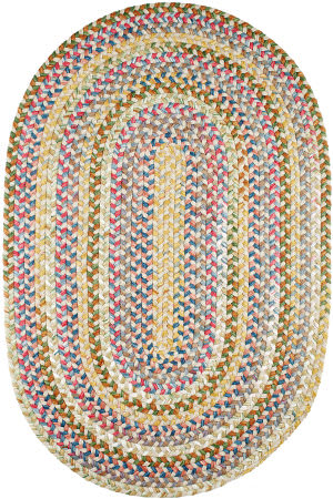 Rhody Rugs Country Jewel Cj55 Champagne Area Rug