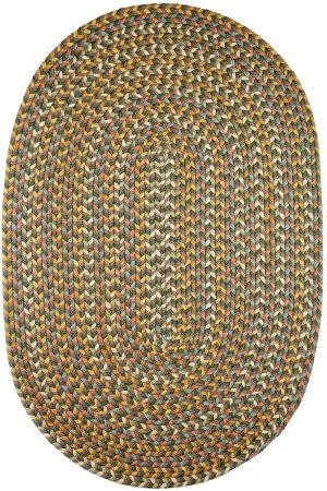 Rhody Rugs Cypress Cy27 Dark Taupe Area Rug