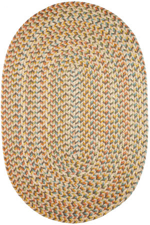 Rhody Rugs Cypress Cy57 Earth Beige Area Rug