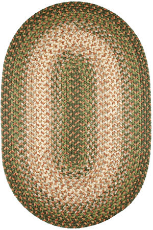 Rhody Rugs Easy Living El63 Herb Garden Area Rug