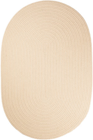 Rhody Rugs Wearever S001 Cream Area Rug