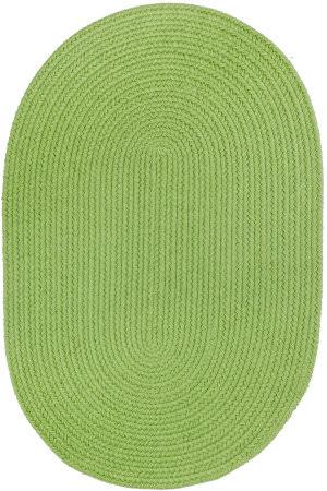 Rhody Rugs Wearever S044 Key Lime Area Rug