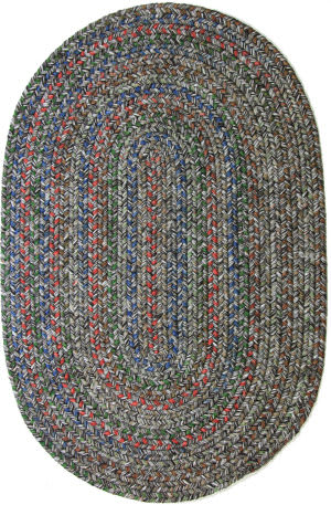 Rhody Rugs Sophia So85 Graphite Gray Area Rug