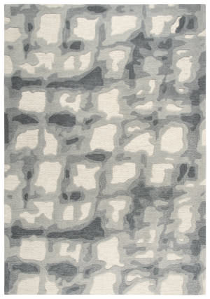 Rizzy Connie Post Cnp107 Beige - Gray Area Rug