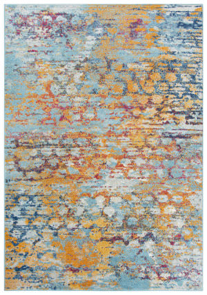 Rizzy Rothport Rtp108 Turquoise Area Rug