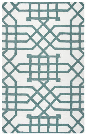 Rizzy Azzura Hill Ah-037a Off White Area Rug