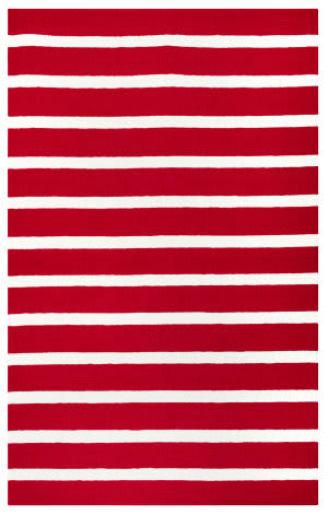 Rizzy Azzura Hill Ah-9958 Red Area Rug
