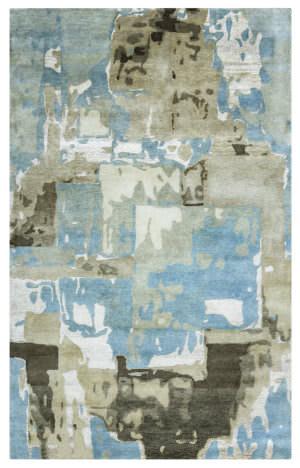 Rizzy Avant-Garde Ag-8925 Blue Area Rug