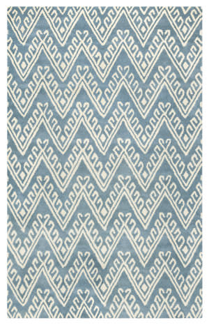 Rizzy Bradberry Downs Bd-8591 Blue Area Rug