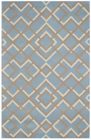 Rizzy Bradberry Downs Bd8598 Blue Area Rug