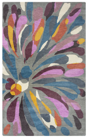 Rizzy Bradberry Downs Bd-8605 Multi Area Rug