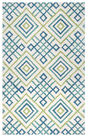 Rizzy Bradberry Downs Bd-8863 Blue Area Rug