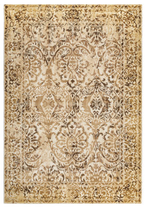 Rizzy Bennington Bi-4656 Tan - Brown Area Rug