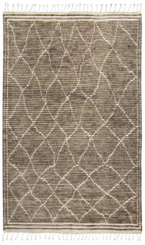 Rizzy Berkley Bk991a Brown Area Rug
