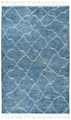 Rizzy Berkley Bk993a Blue Area Rug