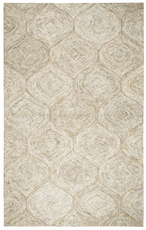 Rizzy Brindleton Br-361a Brown Area Rug