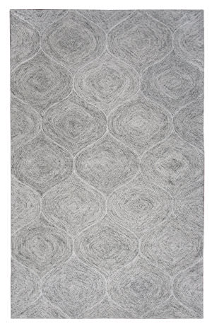 Rizzy Brindleton Br-363a Gray Area Rug