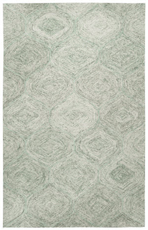 Rizzy Brindleton Br-364a Green Area Rug