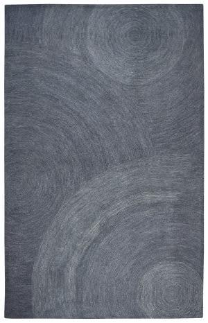 Rizzy Brindleton Br801a Grey Area Rug