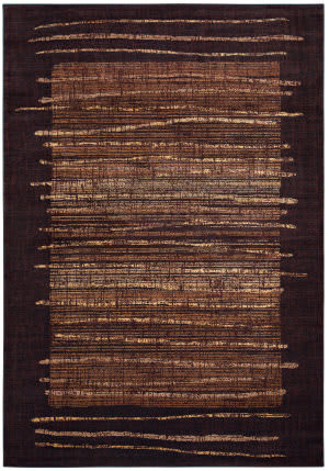 Rizzy Bellevue Bv-3194 Black Area Rug