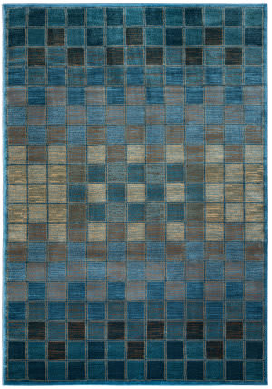 Rizzy Bellevue Bv-3197 Blue Area Rug