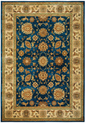 Rizzy Bellevue Bv-3714 Blue Area Rug