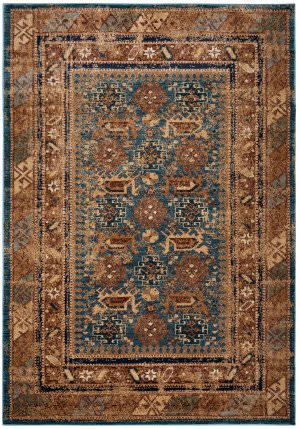 Rizzy Bellevue Bv-3728 Blue Area Rug