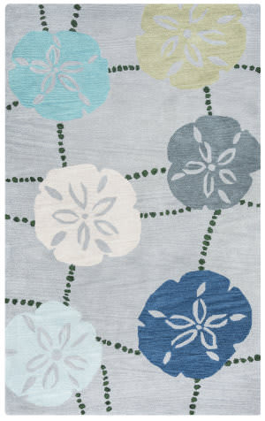 Rizzy Cabot Bay Ca-9464 Blue Area Rug