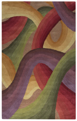 Rizzy Colours Cl-1668 Multi Area Rug