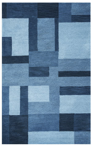 Rizzy Colours Cl-2819 Blue Area Rug