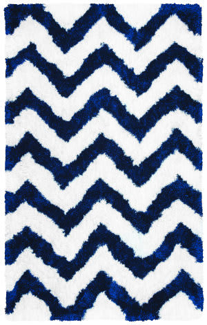 Rizzy Commons Co-9495 Navy Area Rug