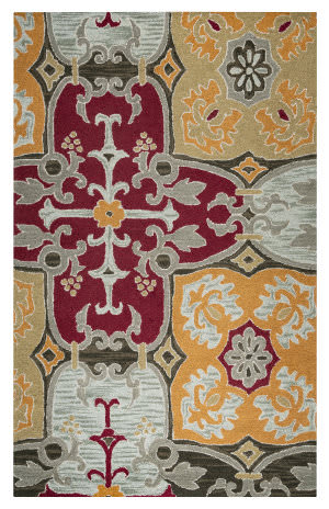 Rizzy Country Ct-1015 Multi Area Rug